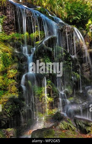 Fahler Waterfall, Feldberg, Black Forest, Germany
