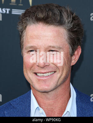 Beverly Hills, United States. 07th Sep, 2019. BEVERLY HILLS, LOS ANGELES, CALIFORNIA, USA - SEPTEMBER 07: Radio Host Billy Bush arrives at the Comedy Central Roast Of Alec Baldwin held at the Saban Theatre on September 7, 2019 in Beverly Hills, Los Angeles, California, United States. (Photo by David Acosta/Image Press Agency) Credit: Image Press Agency/Alamy Live News - Stock Photo
