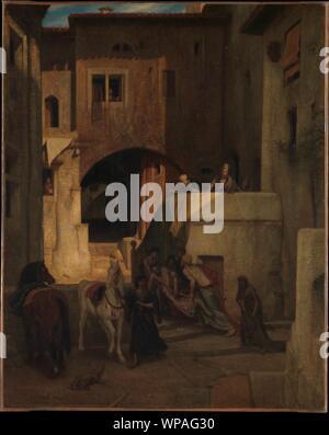 The Good Samaritan,by 1853.jpg - WPAG30 - Stock Photo