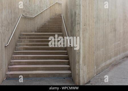Concrete Construction in Tallin Estonia - Stock Photo