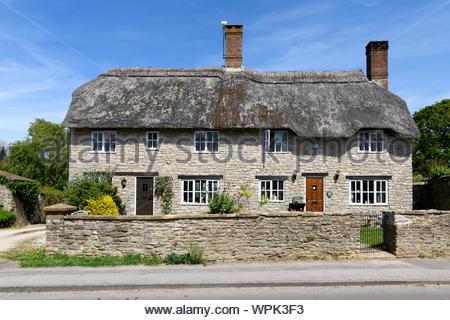 Yetminster, Dorset, England, UK - Stock Photo