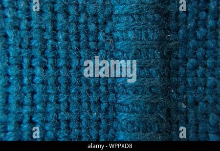 Full Frame Shot Of Abstract Fabric - Stock Photo