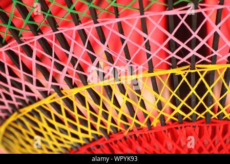 Detail Shot Of Japanese Umbrella - Stock Photo