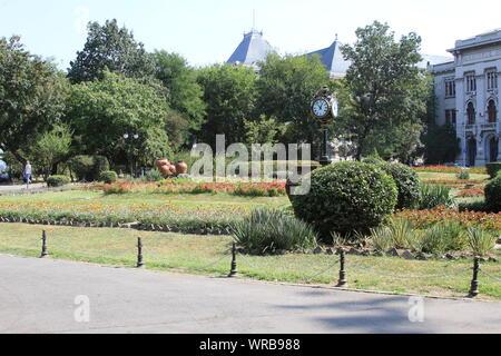 The oldest park, Cismigiu Park - Stock Photo