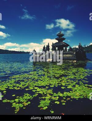 Pura Ulun Danu Temple - Stock Photo