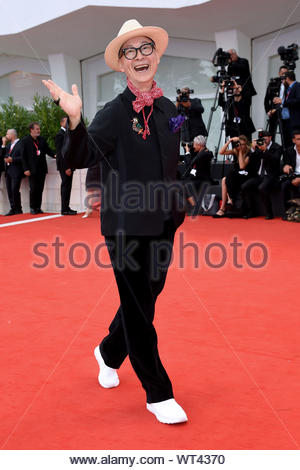 Yonfan Venezia, 07/09/2019 76th Venice film Festival - Stock Photo