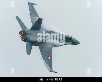 Airpower 2019 Zeltweg airshow - Stock Photo