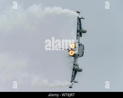 Airpower 2019 Zeltweg airshow - Stock Photo