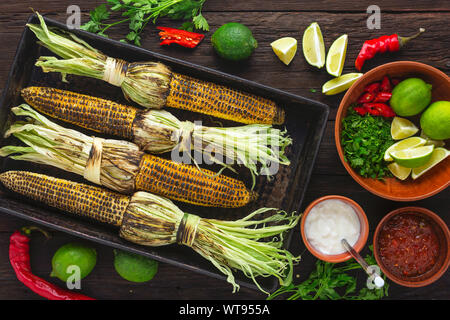 Thanksgiving Day, mexican, food, native american, latin american, latin america, cambodian cuisine, grilling recipes, grilled chicken, mexican street - Stock Photo