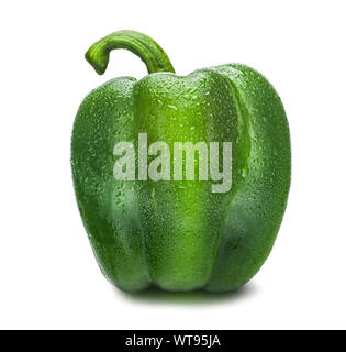 fresh vegetables, peppers yellow, big size, yellow red, background , shutterstock, green red - Stock Photo