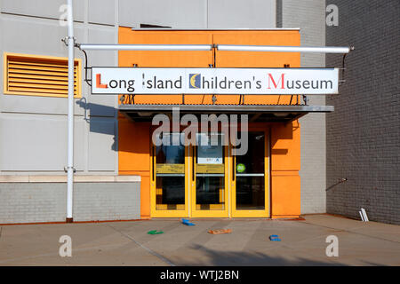 Long Island Children's Museum, 11 Davis Avenue, Garden City, NY - Stock Photo
