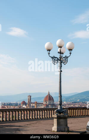 View from the Piazzale Michelangelo - Florence
