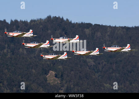 PC-9M - Wings of Storm - Stock Photo