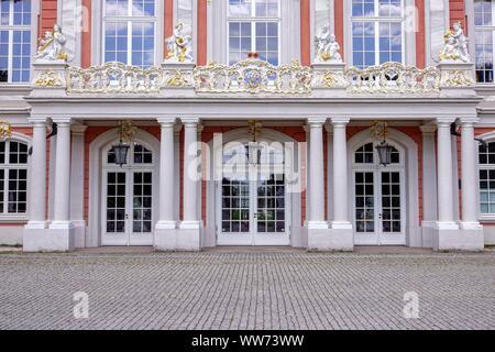 Electoral Palace, Trier, Rhineland-Palatinate, Germany - Stock Photo