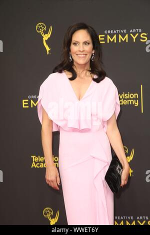 Los Angeles, California, USA. 15th Sep, 2019. Annabeth Gish attends The 71st Annual Primetime Creative Arts Emmy Awards, Day 2 Credit: Faye Sadou/Media Punch/Alamy Live News - Stock Photo