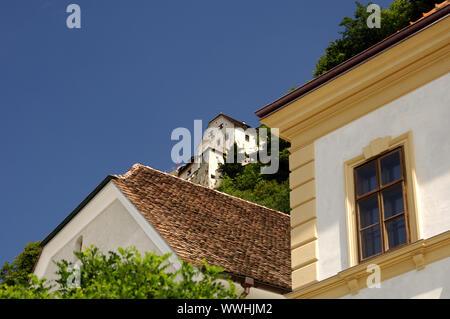 Vaduz, Principality of Liechtenstein - Stock Photo