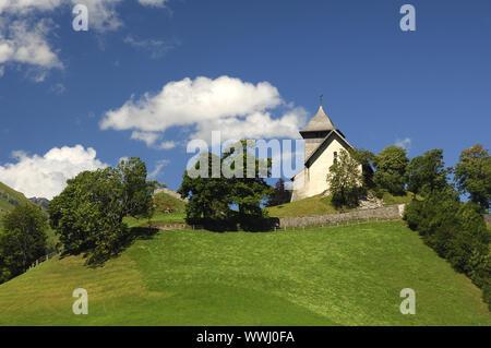Reformed Church Saint-Donat, Chateau-d'Oex