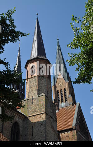 Cathedral in Schleswig - Stock Photo