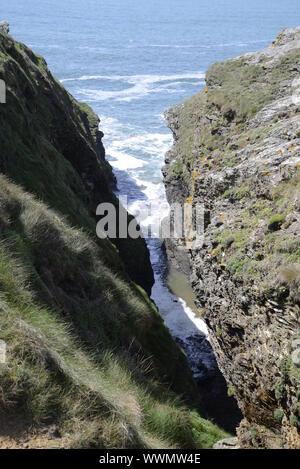 Le Trou du Diable, Groix Island, Brittany