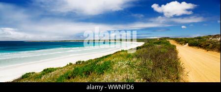 A Beautiful South Australian Beach - Stock Photo