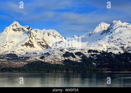 Prince William Sound, Valdez, Alaska, United States of America, North America