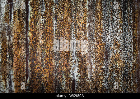 Rusty metal texture. Perfect grunge background. - Stock Photo
