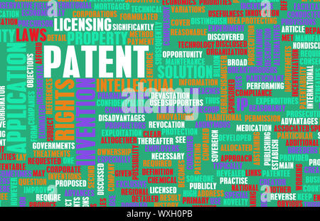 Patent Application as a Intellectual Property Art