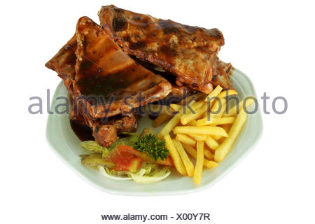 restaurant, food, aliment, take away, chips, eating, eat, eats, meat, - Stock Photo