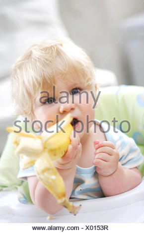 how to give banana to 9 month baby