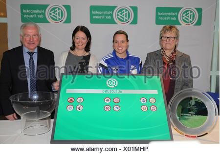 DFB Women Pokal - Stock Photo