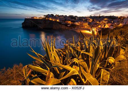 Carvoeiro,Portugal,Algarve - Stock Photo