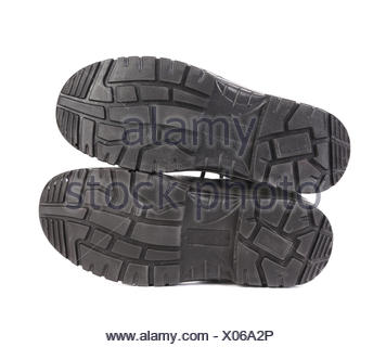 Sole of men's shoes. - Stock Photo