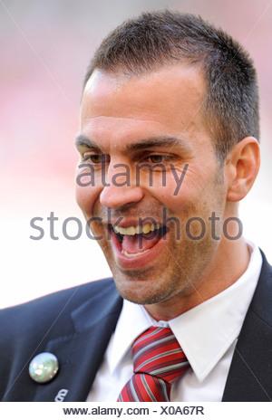 Manager, coach Markus Babbel, VfB Stuttgart - Stock Photo
