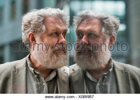 The initiator of The Human Genome Project, Dr. George Church. - Stock Photo