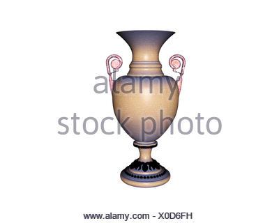 exempted vase - Stock Photo