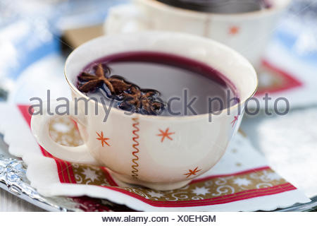 cup macro close-up - Stock Photo