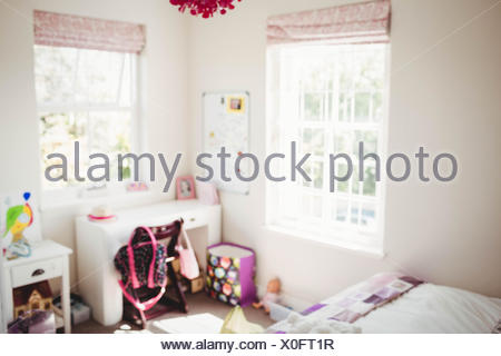 Messy Childs Bedroom At Home