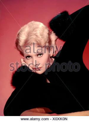 Kim Novak 1956 [Columbia Pictures] - Stock Photo