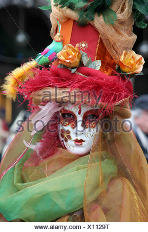 Carnival de Venice 2006 - Stock Photo