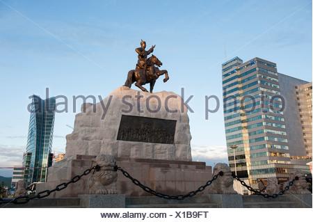 Ulaanbaatar, Mongolia - Stock Photo