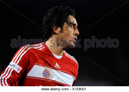 Luca TONI FC Bayern Muenchen - Stock Photo