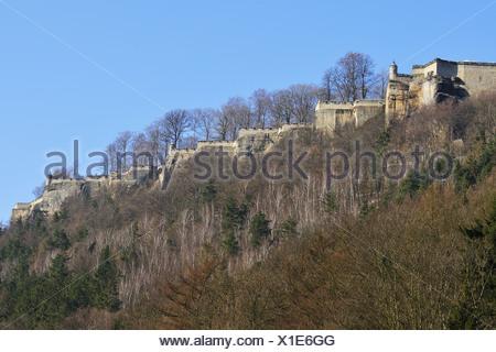 Saxon Switzerland - Stock Photo