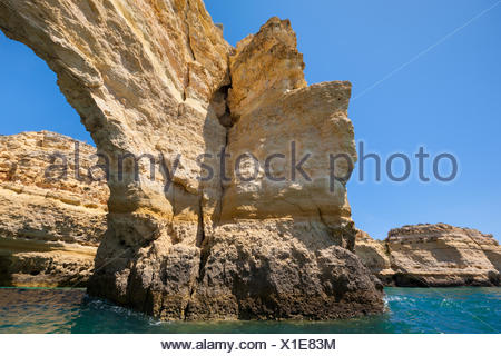 Praia da Marinha,Portugal,Algarve - Stock Photo