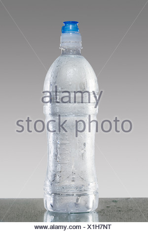 Bottle of water - Stock Photo
