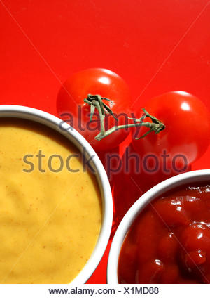 Dips - Stock Photo
