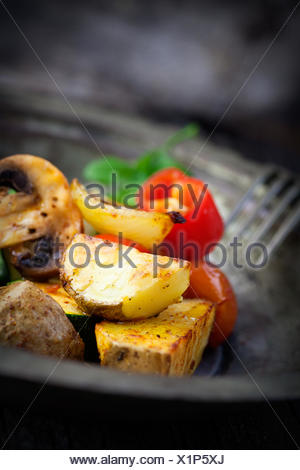 restaurant food aliment - Stock Photo