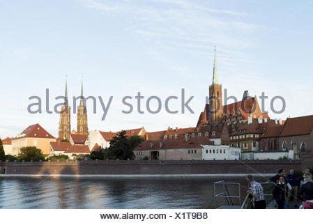 Cathedral Island - Stock Photo