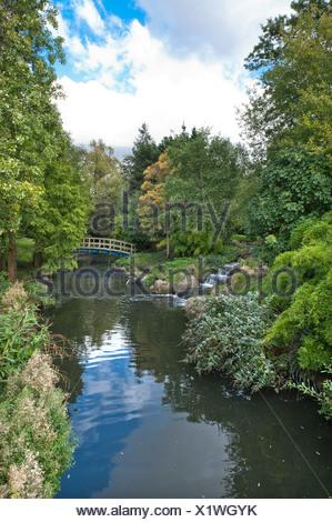 Regent's Park, London, England, United Kingdom, Europe - Stock Photo