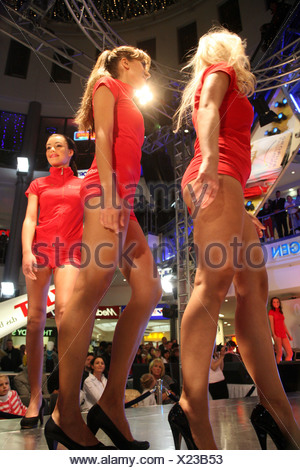 Choosing of Miss and Mister Berlin 2009/2010, Germany - Stock Photo