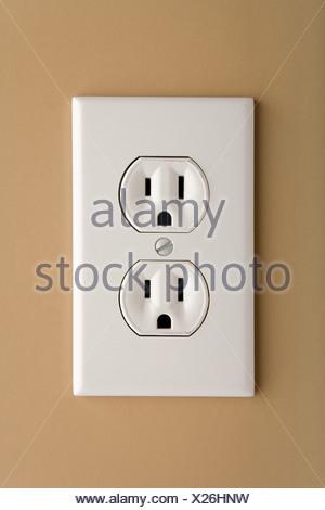 Sockets - Stock Photo